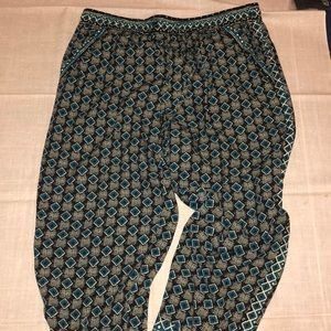 Anthropologie Sleepwear Casual Lounge Pants L